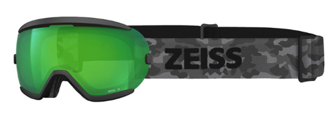 7e217d5a22 Junior Black - ML Green - Snow Goggles