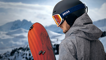 Top Five Places to go Skiing with your New Snow Goggles